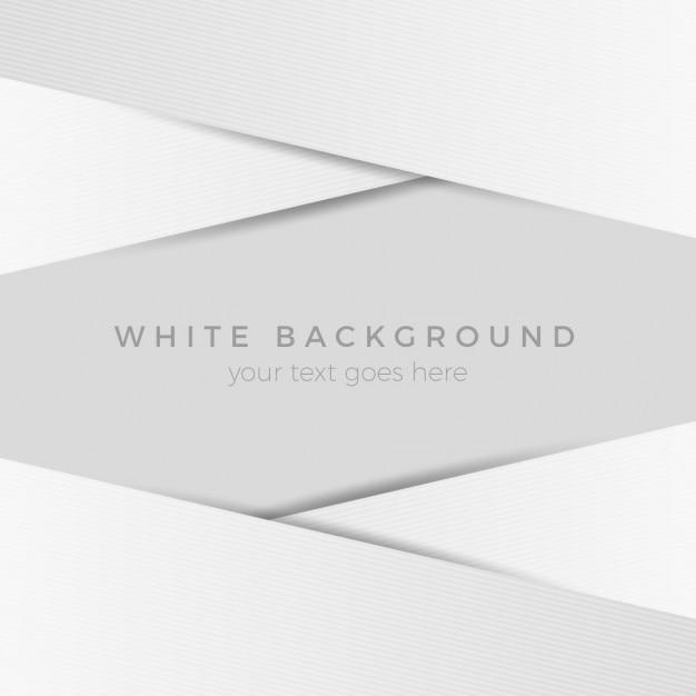 Fond blanc avec des rayures Vecteur gratuit