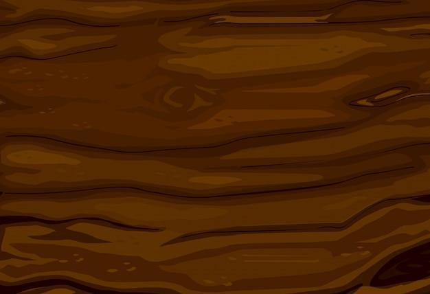 Fond en bois Vecteur gratuit