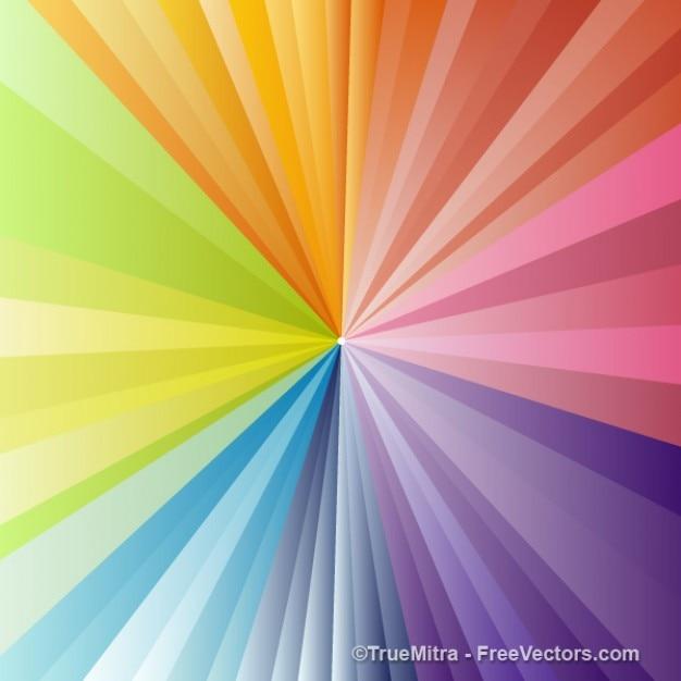 Fond Color 233 Rayon De Soleil T 233 L 233 Charger Des Vecteurs