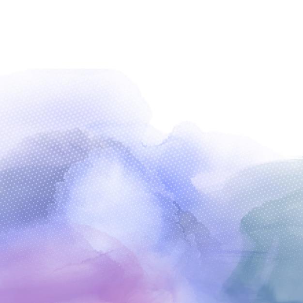 fond color u00e9 avec une texture aquarelle