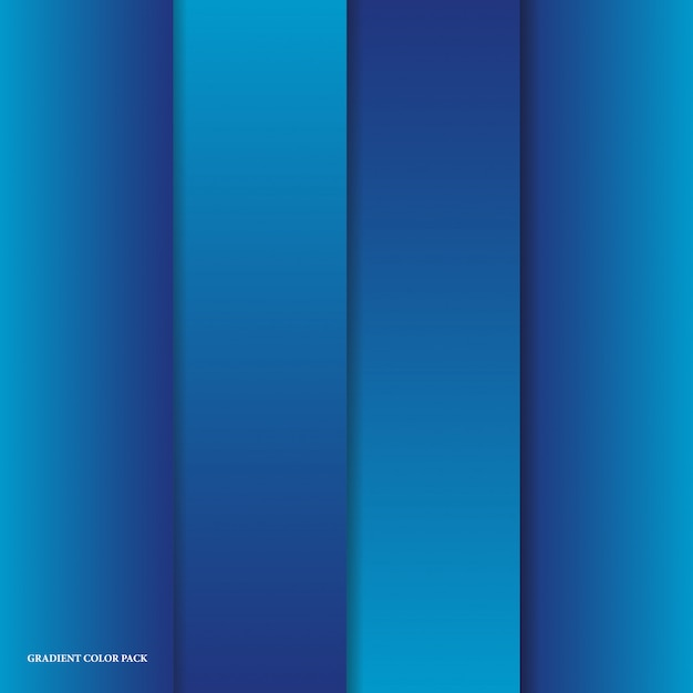 Fond de couleur dégradé Vecteur Premium