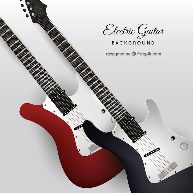 guitare electrique fond d'ecran