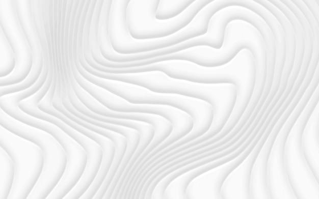 Fond Dans Un Style Papier Avec Des Dunes Vecteur gratuit