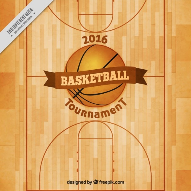 basketball court floor wallpaper
