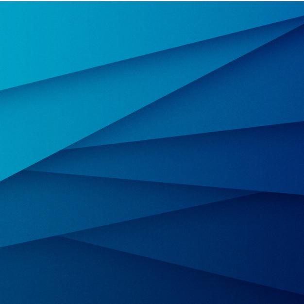 Fond de style de papier abstrait polyvalent Vecteur gratuit