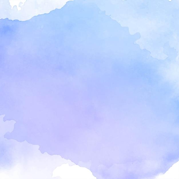 Fond Décoratif Aquarelle Abstraite Vecteur gratuit