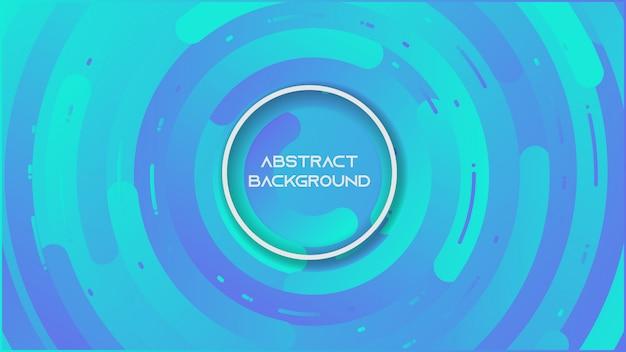 Fond Dégradé Abstrait Moderne Vecteur Premium