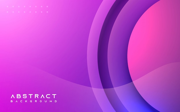 Fond Dégradé Abstrait Vecteur Premium