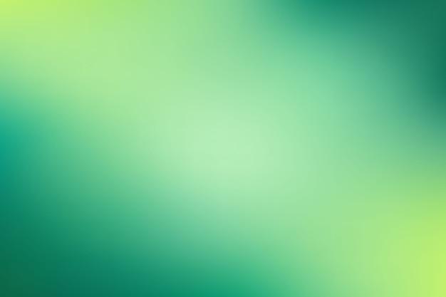 Fond Dégradé Dans Les Tons Verts Vecteur gratuit