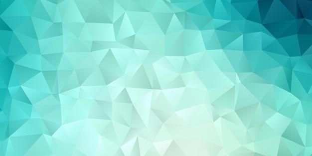 Fond D'écran Abstrait Polygone Géométrique. Cache-tête En Forme De Triangle De Couleur Pastel Douce Et Douce Vecteur Premium