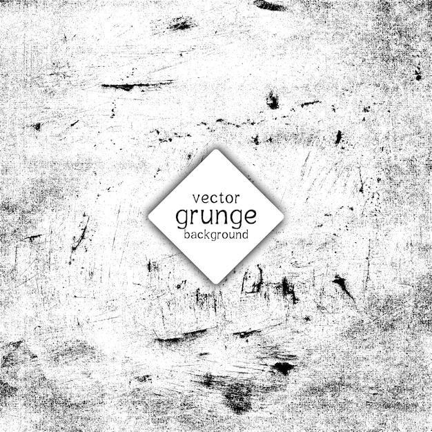 Fond D'écran Grunge Texturé Détaillé Vecteur gratuit