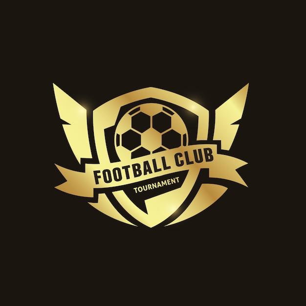 Fond D'écran Logo Football Vecteur gratuit