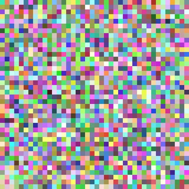 Fond Décran En Mosaïque De Carreaux Carrés Pixel