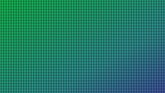 Fond d'écran de projection de texture macro écran. Vecteur Premium