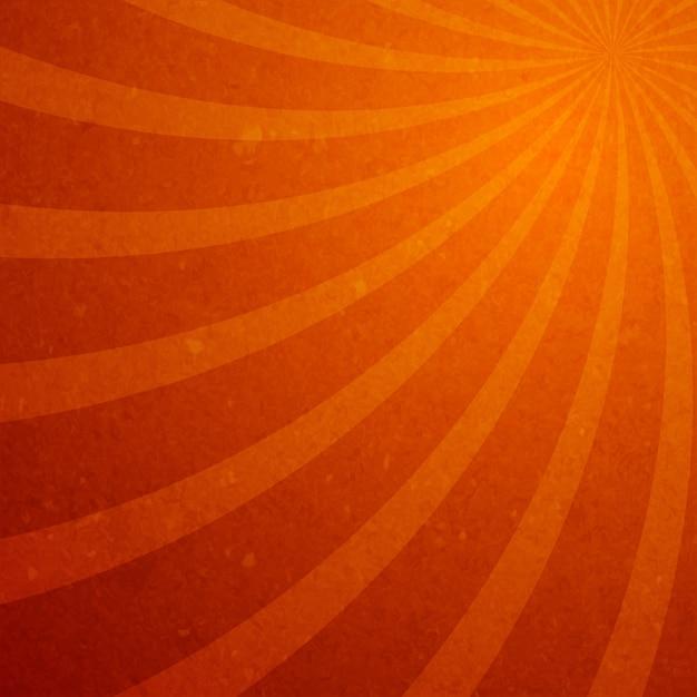 Fond d'écran en spirale sunburst Vecteur gratuit