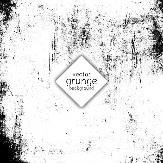 Fond D'écran De Style Grunge Classique Vecteur gratuit