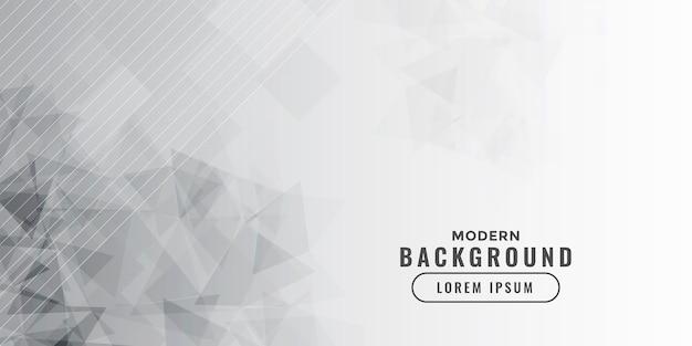 Fond de formes géométriques abstraites Vecteur Premium
