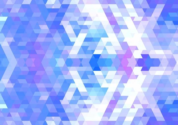 Fond De Formes Géométriques Colorées élégantes Vecteur gratuit
