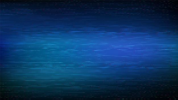 Fond glitch. pépin numérique. effet de bruit abstrait. dommages vidéo. Vecteur Premium