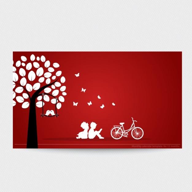 Fond la conception de la saint valentin t l charger des - Image st valentin a telecharger gratuitement ...