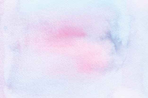 Fond De Licorne Aquarelle Coloré. Fond Arc-en-ciel Vecteur Premium