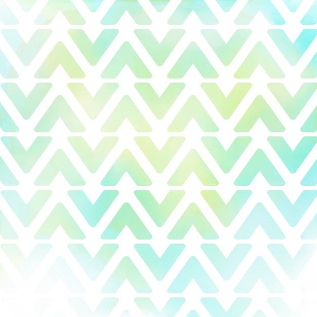 Fond de motif abstrait avec une texture aquarelle Vecteur gratuit