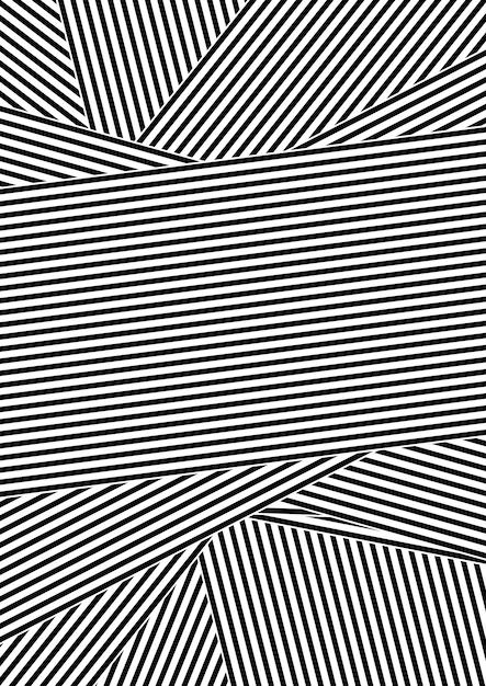 Fond Noir Et Blanc Dessin Abstrait Télécharger Des
