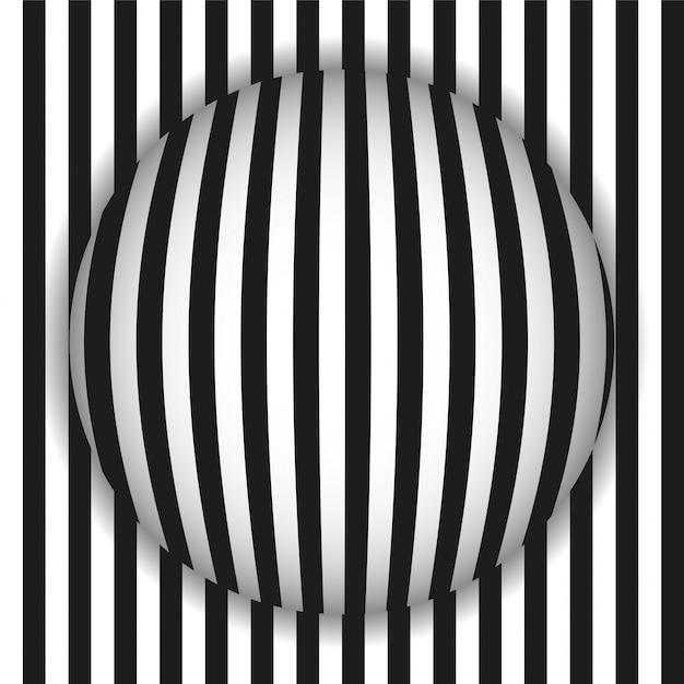 Fond noir et blanc Vecteur Premium