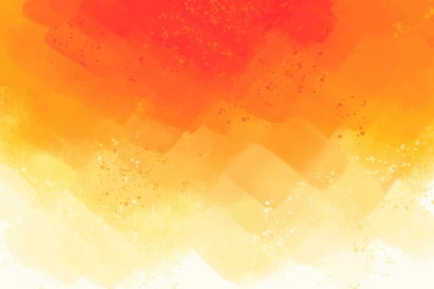Fond Peint à La Main De Style Abstrait Vecteur gratuit