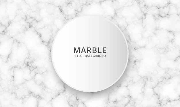 Fond De Pierre De Marbre Blanc Vecteur Premium