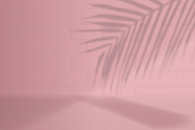 Fond de produit tropical Vecteur gratuit