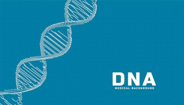 Fond De Soins De Santé Des Sciences Médicales Avec L'adn Vecteur gratuit