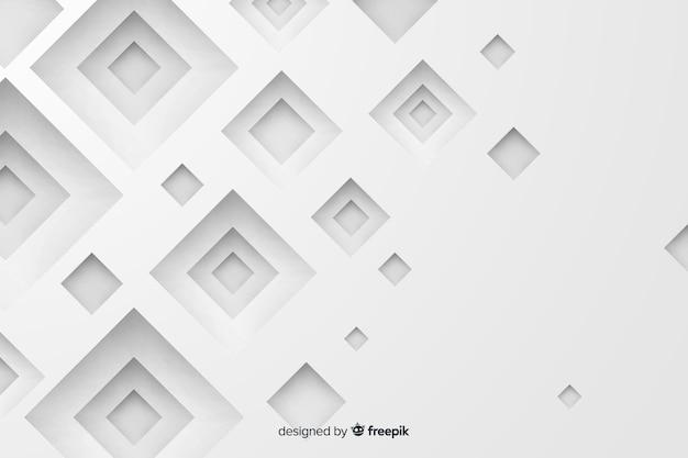 Fond de style de papier Vecteur gratuit