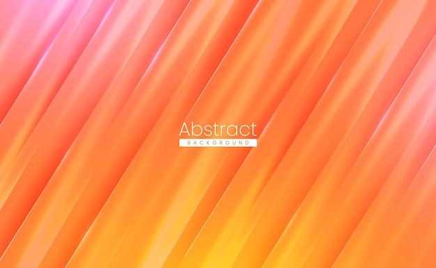 Fond De Technologie Abstraite Lumière Moderne Avec Néon Futuriste Et Surface Brillante Vecteur Premium