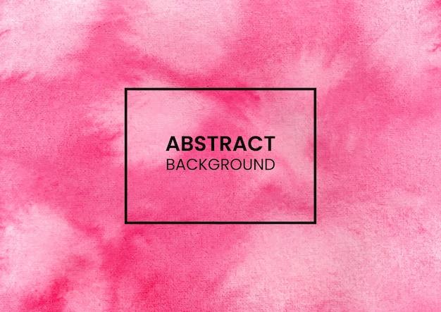 Fond De Texture Abstraite Aquarelle Rose Tendre Vecteur Premium