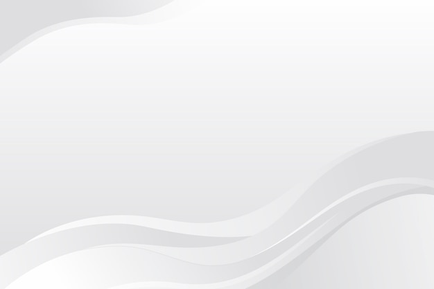 Fond De Texture élégant Blanc Vecteur gratuit