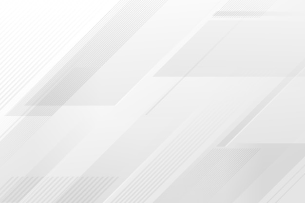 Fond De Texture élégant Blanc Vecteur Premium
