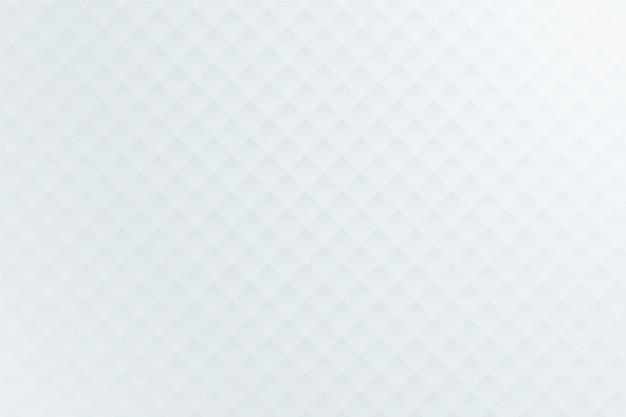 Fond De Texture élégante Blanche Vecteur Premium