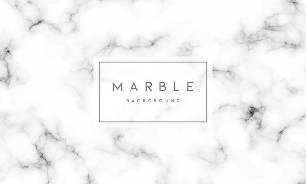 Fond texturé en marbre gris blanc Vecteur Premium