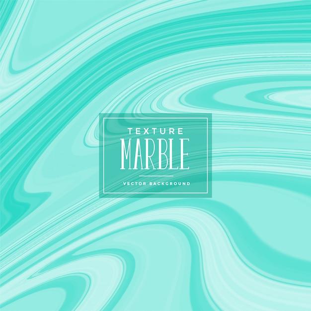 Fond de texture de marbre liquide couleur turquoise Vecteur gratuit
