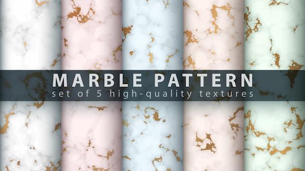 Fond de texture en marbre Vecteur Premium