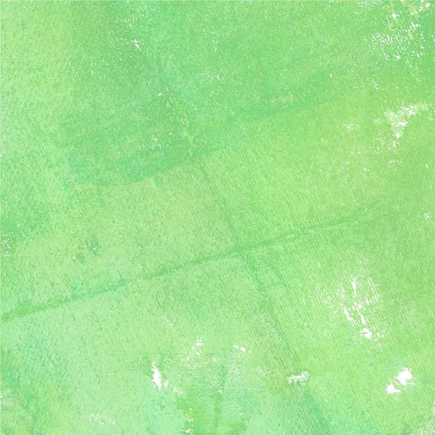 Fond De Textures Aquarelle Abstraite Vert Clair Vecteur Premium