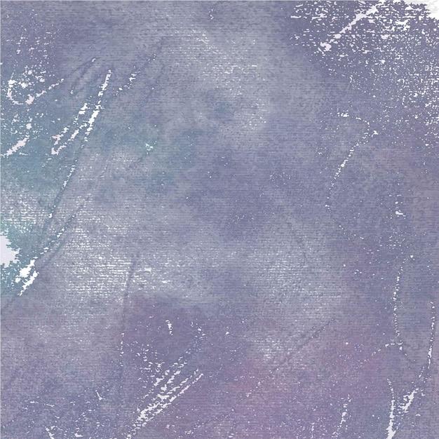 Fond De Textures Aquarelle Abstraite Violet Vecteur Premium