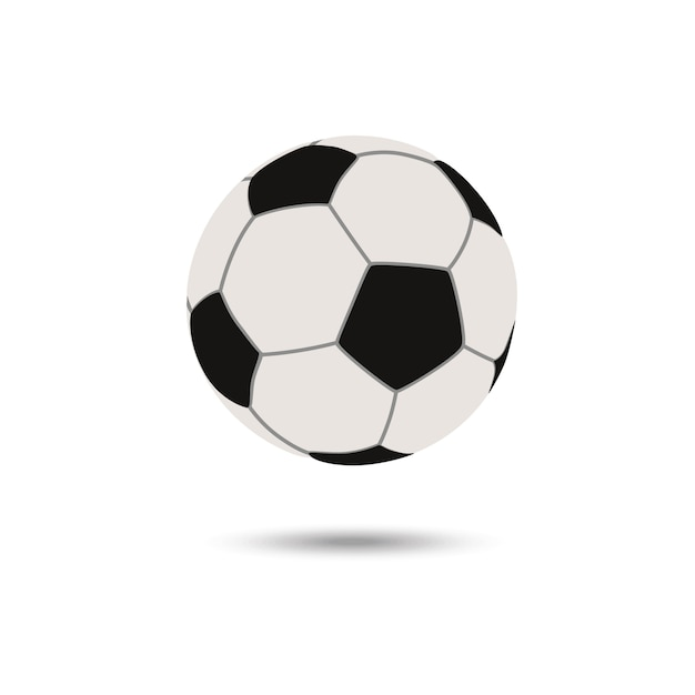 Football vecteur football Vecteur Premium