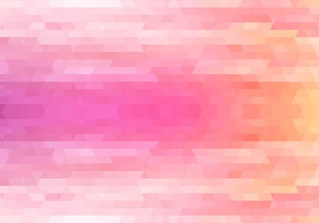 Formes Géométriques Colorées Modernes Vecteur gratuit