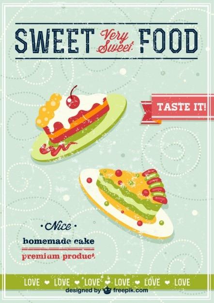 Cake Design Affiche