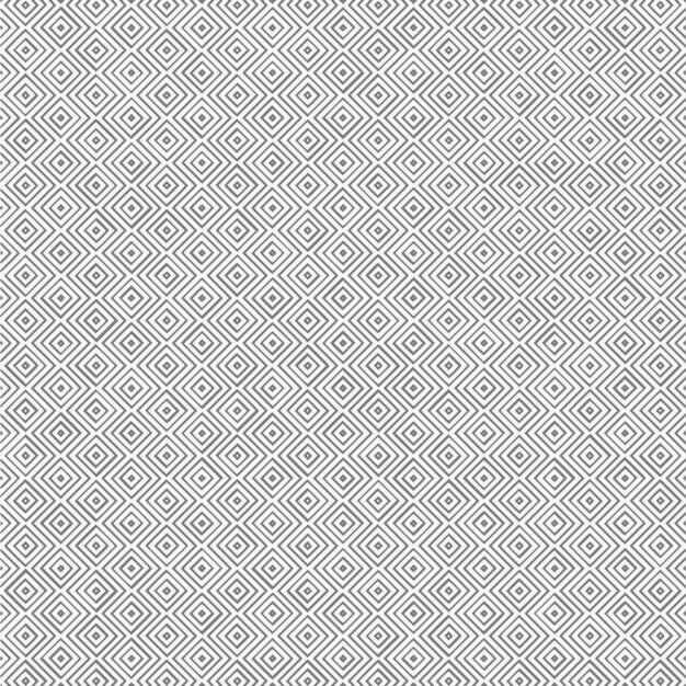 Géométrique en zigzag motif de fond Vecteur gratuit