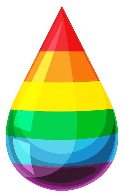 Les gays vecteurs et photos gratuites - Arcobaleno a colori e stampa ...