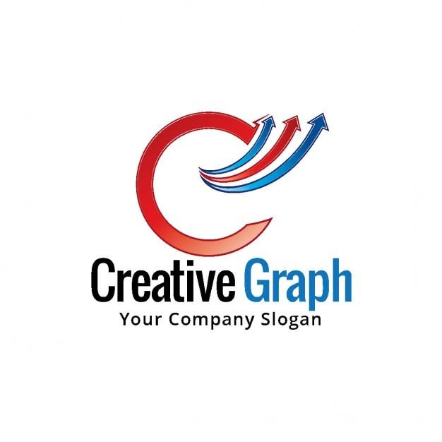 Graphique logo Vecteur gratuit