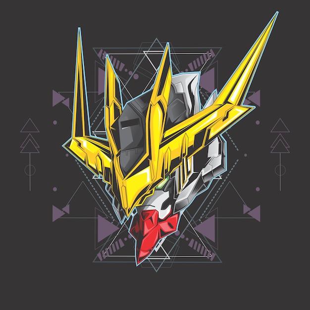 Gundam Barbatos Vecteur Premium